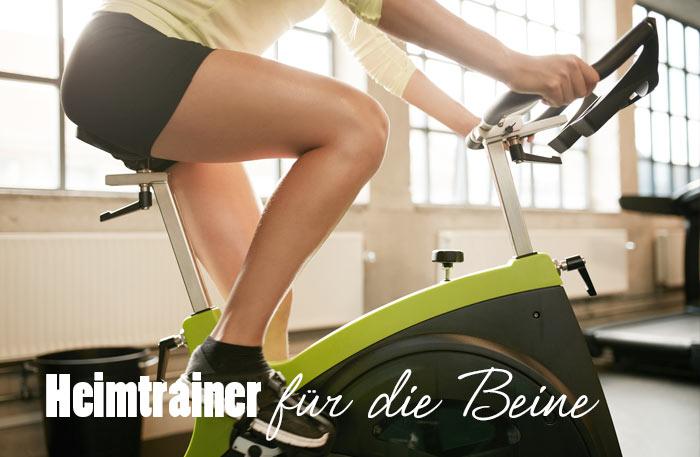 Heimtrainer Beine - Trainingsgeräte für die Beine