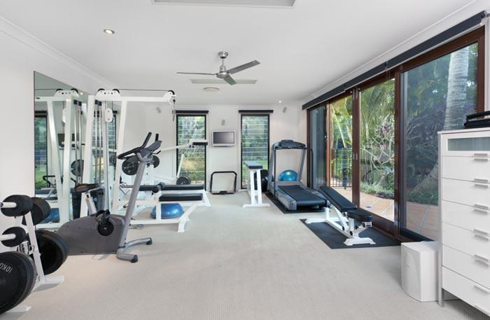 Homegym - die besten Home Gym Geräte